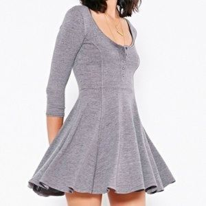 Urban Outfitters BDG Sally swing skater dress XS